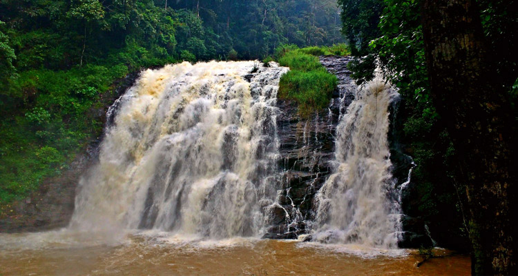 Places to Visit Abbey Falls, Coorg