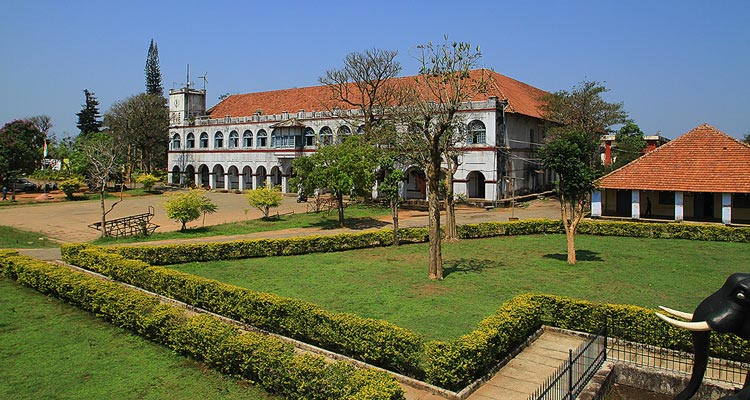 Places to Visit Madikeri Fort, Coorg