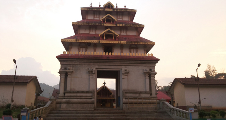 Places to Visit Padi Iggutappa Temple, Coorg