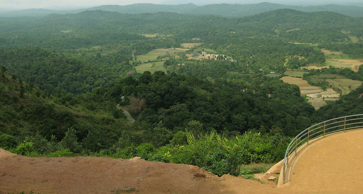Places to Visit Raja's Seat, Coorg
