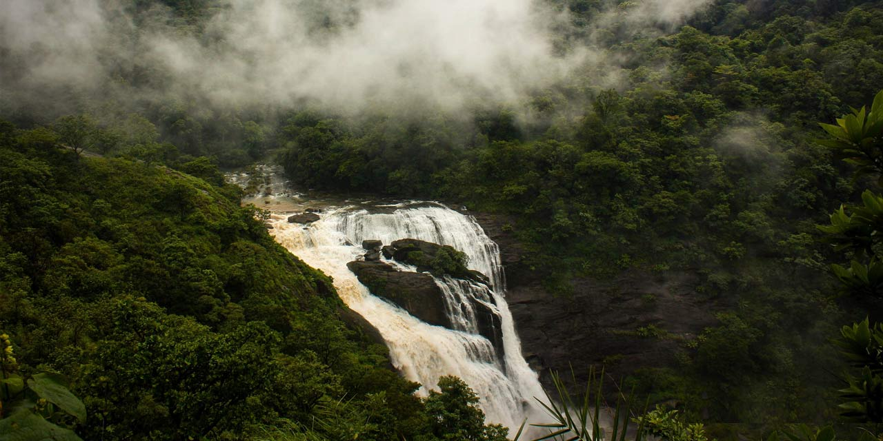 Mallalli Falls  Coorg (Entry Fee, Timings, Entry Ticket Cost, Price, Map & Distance)